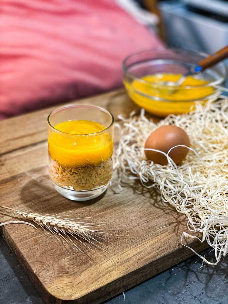 panna cotta healthy sans gelatine , peu calorique et perte de poids bodyandfly - recettes healthy